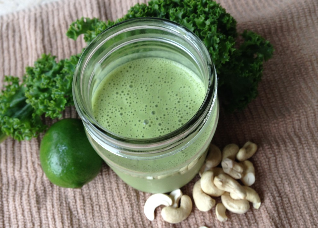 Green Morning Smoothie