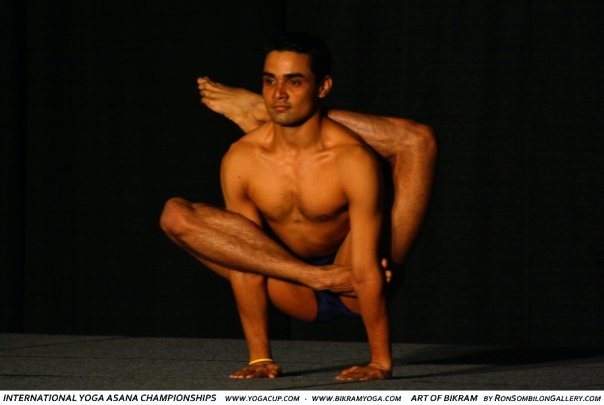 Dev - 2009 International Yoga Champion
