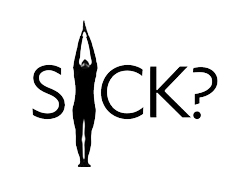 Yoga etiquette for when you're sick
